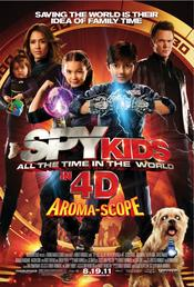 Spy Kids: All the Time in the World in 4D EgyBest ايجي بست