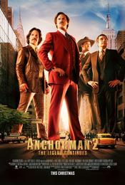Anchorman 2: The Legend Continues EgyBest ايجي بست