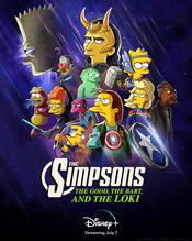 The Simpsons the Good, the Bart, and the Loki EgyBest ايجي بست