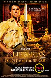 The Librarian: Quest for the Spear EgyBest ايجي بست