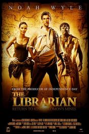 The Librarian: Return to King Solomon's Mines EgyBest ايجي بست