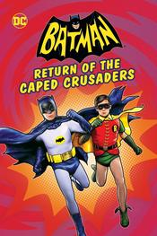 Batman: Return of the Caped Crusaders EgyBest ايجي بست