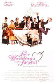 Four Weddings and a Funeral EgyBest ايجي بست