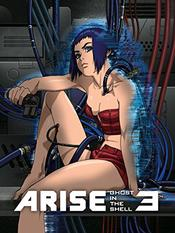 Ghost in the Shell Arise: Border 3 - Ghost Tears EgyBest ايجي بست