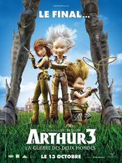 Arthur 3: The War of the Two Worlds EgyBest ايجي بست