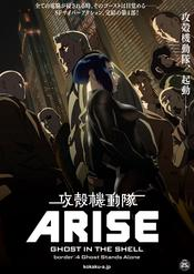 Ghost in the Shell Arise: Border 4 - Ghost Stands Alone EgyBest ايجي بست