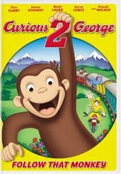 Curious George 2: Follow That Monkey! EgyBest ايجي بست