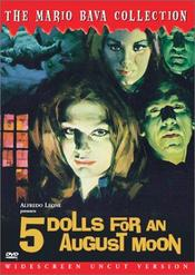 5 Dolls for an August Moon EgyBest ايجي بست