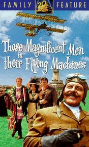 Those Magnificent Men in Their Flying Machines or How I Flew from London to Paris in 25 hours 11 minutes EgyBest ايجي بست