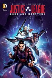Justice League: Gods and Monsters EgyBest ايجي بست