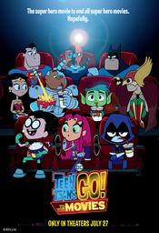 Teen Titans Go! To the Movies EgyBest ايجي بست