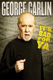 George Carlin... It's Bad for Ya! EgyBest ايجي بست