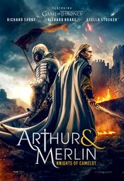 Arthur & Merlin: Knights of Camelot EgyBest ايجي بست