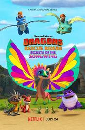 Dragons: Rescue Riders: Secrets of the Songwing EgyBest ايجي بست