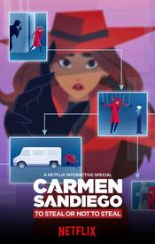 Carmen Sandiego: To Steal or Not to Steal EgyBest ايجي بست