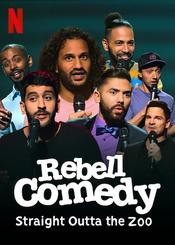 RebellComedy: Straight Outta the Zoo EgyBest ايجي بست