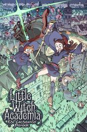 Little Witch Academia: The Enchanted Parade EgyBest ايجي بست