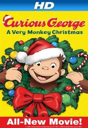 Curious George: A Very Monkey Christmas EgyBest ايجي بست