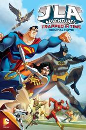 JLA Adventures: Trapped in Time EgyBest ايجي بست