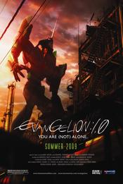 Evangelion: 1.0 You Are (Not) Alone EgyBest ايجي بست