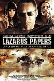 The Lazarus Papers EgyBest ايجي بست