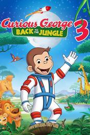 Curious George 3: Back to the Jungle EgyBest ايجي بست
