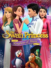The Swan Princess: Kingdom of Music EgyBest ايجي بست