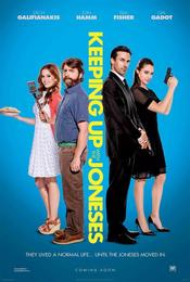 Keeping Up with the Joneses EgyBest ايجي بست