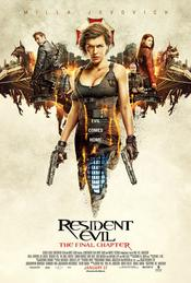 Resident Evil: The Final Chapter EgyBest ايجي بست