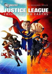 Justice League: Crisis on Two Earths EgyBest ايجي بست