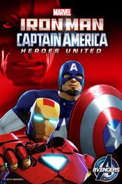 Iron Man and Captain America: Heroes United EgyBest ايجي بست