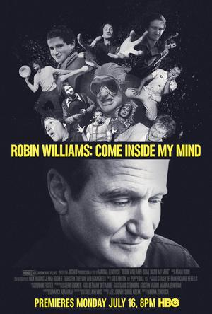 Robin Williams: Come Inside My Mind 2018