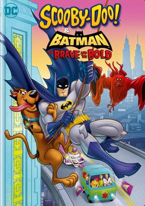 Scooby-Doo & Batman: the Brave and the Bold 2018
