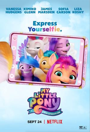 My Little Pony: A New Generation 2021